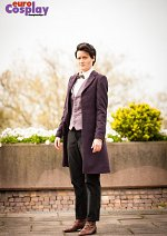 Cosplay-Cover: 11th Doctor