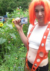 Cosplay-Cover: Leeloo