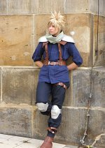 Cosplay-Cover: Cloud Strife (FFVII Crisis Core)