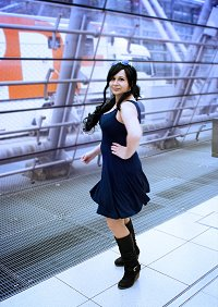 Cosplay-Cover: Nico Robin [Dress Rosa]