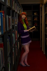 Cosplay-Cover: Daphne Blake