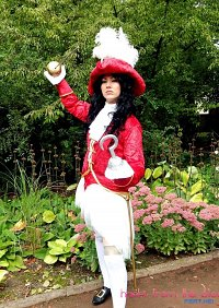 Cosplay-Cover: Captain Hook