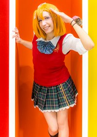 Cosplay-Cover: Honoka Kousaka (Constellation unidolized)