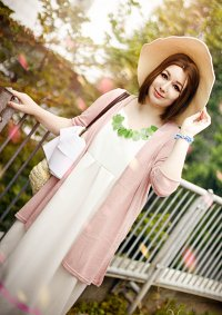 Cosplay-Cover: Amakata Miho [天方 美帆] BEACHDRESS