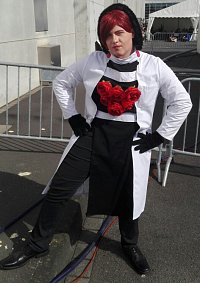 Cosplay-Cover: Dr.Ferdinand