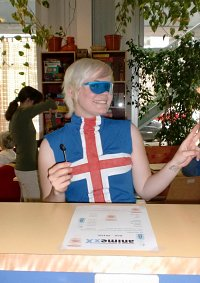 Cosplay-Cover: Iceland(scandinavia and the world)