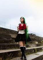 Cosplay-Cover: Sailor Pluto (Staffel 5)
