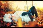 Cosplay-Cover: Cirilla Fiona Elen Riannon