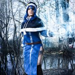 Cosplay: Juvia Loxar (Grand Magic Games 2tes Outfit)