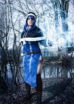 Cosplay-Cover: Juvia Loxar (Grand Magic Games 2tes Outfit)