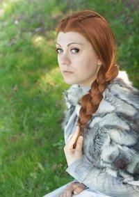 Cosplay-Cover: Sansa Stark/Lannister/Bolton (2tes Hochzeitskleid)