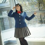 Cosplay: Kiyoko Shimizu - Schuluniform