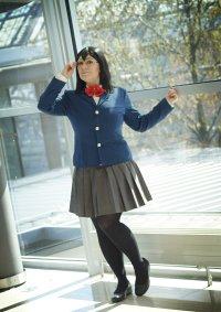 Cosplay-Cover: Kiyoko Shimizu - Schuluniform