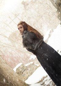 Cosplay-Cover: Sansa Stark (Staffel 7)