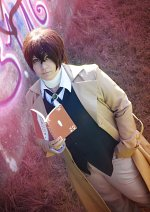 Cosplay-Cover: Dazai Osamu (normal)