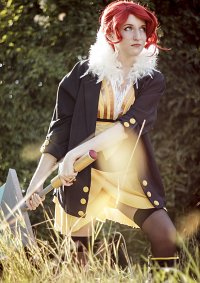 Cosplay-Cover: Red [Transistor]