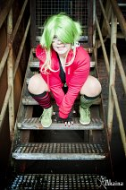 Cosplay-Cover: Gumi [Matroyshka]