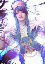 Cosplay-Cover: Kamiko Kai   Garados Gijinka