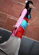 Cosplay-Cover: Mulan