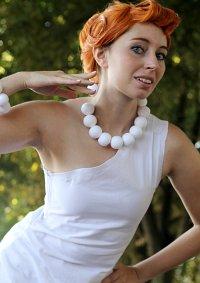 Cosplay-Cover: Wilma Feuerstein [The Flintstones]