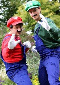 Cosplay-Cover: Luigi