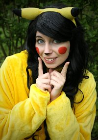 Cosplay-Cover: Pikachu
