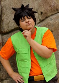 Cosplay-Cover: Rocko