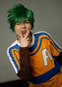 Cosplay-Cover: Carter Howe [Hockey Trikot]