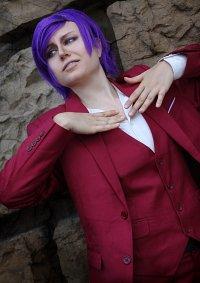 Cosplay-Cover: Tsukiyama [Red Suit]