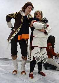 Cosplay-Cover: Ivar [Tales of Xillia]