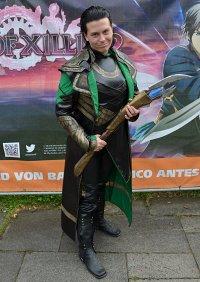 Cosplay-Cover: Loki (Thor 2)