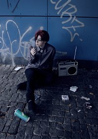 Cosplay-Cover: Red Goth · Dylan