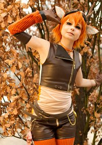 Cosplay-Cover: Bambi
