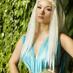 Cosplay: Daenerys Targaryen [Qarth]