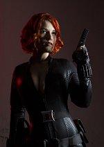 Cosplay-Cover: Black Widow (Natalia -Natasha- Romanova)