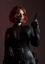 Cosplay-Cover: Black Widow (Natalia -Natasha- Romanova)