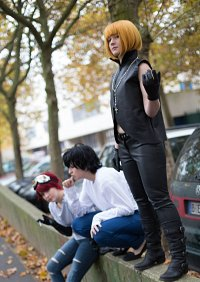 Cosplay-Cover: Mello/Mihaeel Kheel