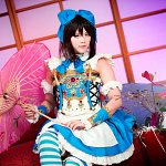 Cosplay: Shiro Yoshiwara