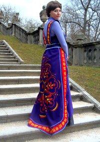Cosplay-Cover: Queen Idun of Arendelle (oder auch die Mudda)
