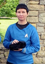 Cosplay-Cover: Spock