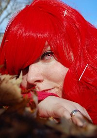 Cosplay-Cover: Flaky [RED-PINK Vers.]