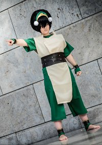 Cosplay-Cover: Toph Bei Fong