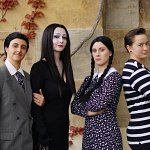 Cosplay: Morticia Addams