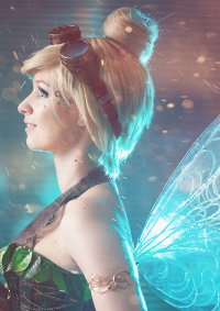 Cosplay-Cover: Tinkerbell/Steampunk