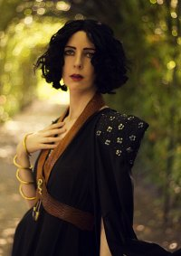 Cosplay-Cover: Ellaria Sand