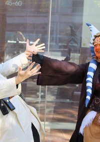 Cosplay-Cover: Jedi Meister - Cercil
