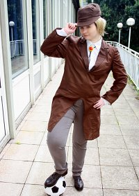 Cosplay-Cover: Charlie