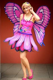 Cosplay-Cover: Mariposa