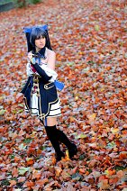 Cosplay-Cover: Noire