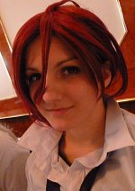 Cosplay-Cover: Sanosuke (Highschoolversion)